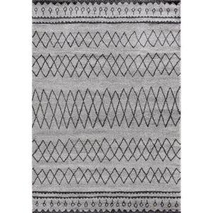 TAPIS TOUAREG Tapis de salon style berbère - 120 x 170 c