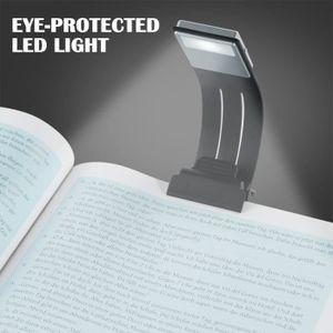 LAMPE A POSER BLOOMWIN Lampe de Lecture avec Clips USB Rechargea