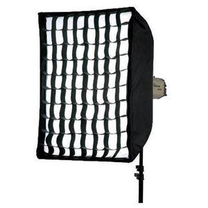 FILTRE - REFLECTEUR BRESSER SS-8 Softbox High Grade 60x90cm avec nid d