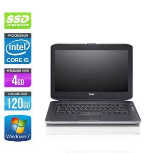 ORDINATEUR PORTABLE Pc portable Dell E5430 - i5 - 4Go - 120Go SSD - Wi
