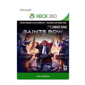 JEU XBOX 360 À TÉLÉCHARGER Saints Row IV Jeu Xbox 360 à télécharger