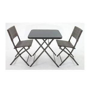Salon de jardin aluminium Kettler - Achat / Vente Salon de jardin ...