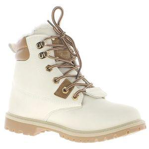 14637784396599 Chaussures pointu de femme blanche - Achat / Vente pas cher
