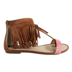 Sandales pour Femme MTNG 58306 AFELPADO CUERO 6ZRAg