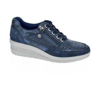 DERBY Chaussures à lacets - Imac 106450  Femme  Bleu 36
