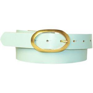 CEINTURE ET BOUCLE FRONHOFER Ceinture de 3,0 cm, fine ceinture pour f ... 6809756f19d