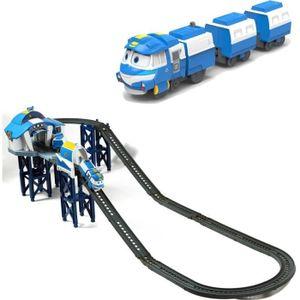 VOITURE - CAMION ROBOT TRAIN - Circuit Base de Kay 124 cm