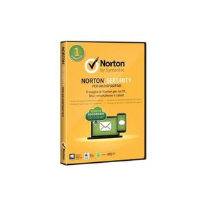ANTIVIRUS Symantec Norton Security Standard 3.0, 1, 1 année(