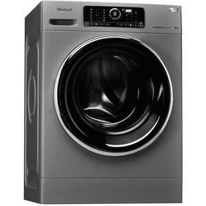 LAVE-LINGE Whirlpool AWG 912 S-PRO, Autonome, Charge avant, N