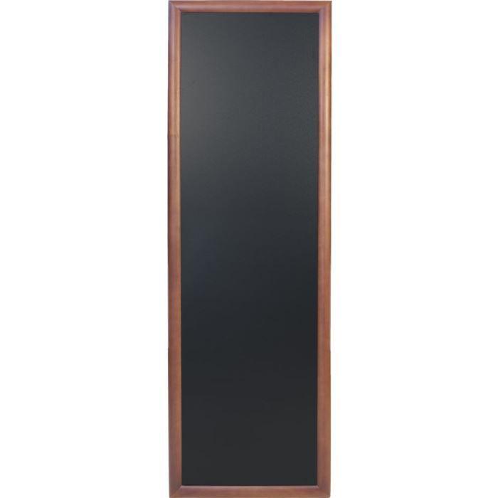 Ardoise longue à fixer , 170 x 56 cm Wenge