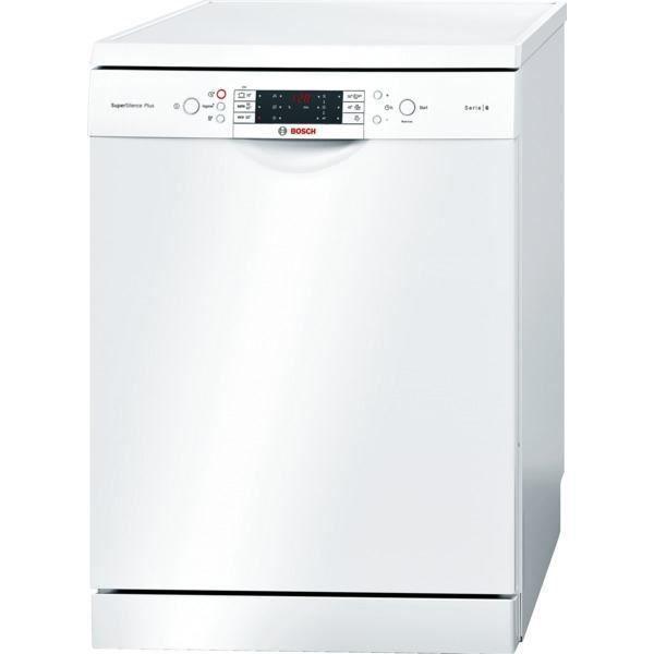 Beau Lave Vaisselle Silencieux Db #15: LAVE-VAISSELLE Lave-Vaisselle Posable 60 Cm BOSCH SMS63M42EU