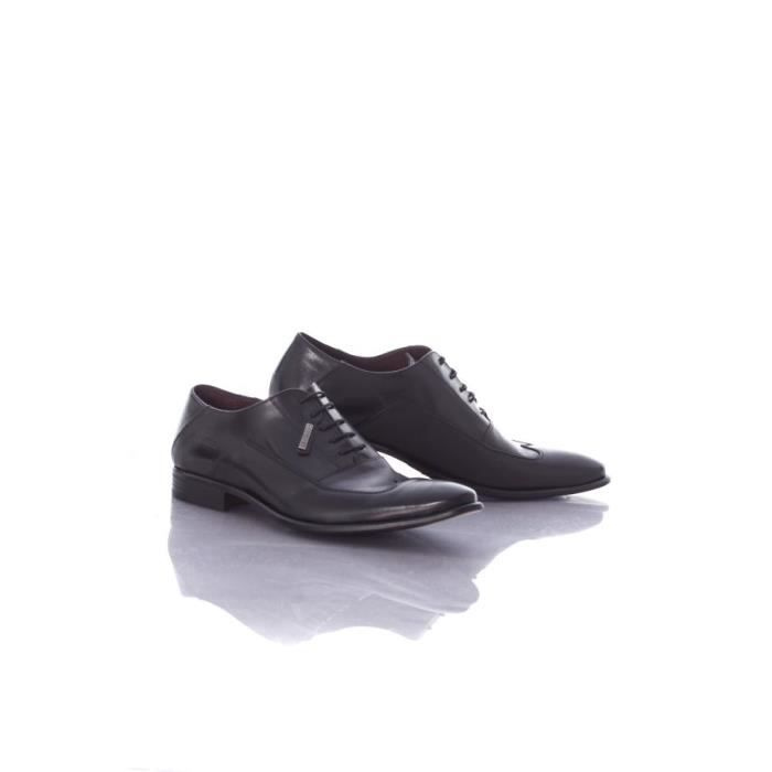 Chaussures à nbsp; noir Redskins lacets Chaussures Pedro vrwqnvUST