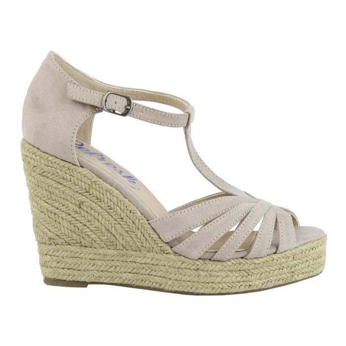 pour Femme REFRESH 61805 ANT TAUPE