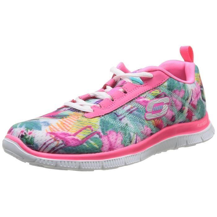 Skechers Sport Pretty Please Flex Appeal Fashion Sneaker DZSDY Taille-37