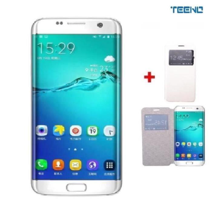 """SMARTPHONE TEENO Smartphone 5.5"""" Pouces Débloqué 4G (Double S"""