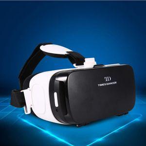 LUNETTES 3D 3 génération VR Box 3D Réalité virtuelle Lunettes
