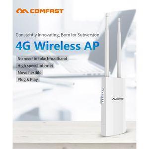 MODEM - ROUTEUR Routeur sans fil Wifi AP extérieur 4G LTE branchez