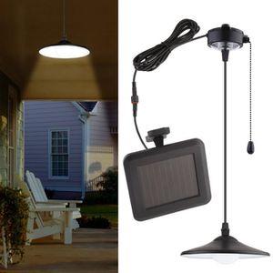 BALISE - BORNE SOLAIRE  Lampe solaire LED lumière ampoule Portable Lampe p