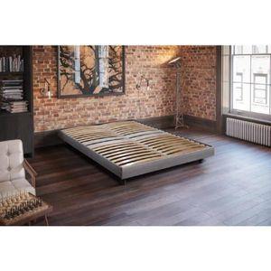 sommier kit 140x190 achat vente sommier kit 140x190 pas cher soldes d s le 10 janvier. Black Bedroom Furniture Sets. Home Design Ideas