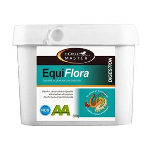 COMPLÉMENT ALIMENTAIRE Horse Master - Equiflora - 500 g