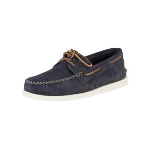 CHAUSSURES BATEAU Sperry Top-Sider Homme A / O Wedge Suede Chaussure