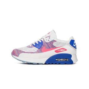 buy popular dfed5 f240e BASKET Chaussures Nike Wmns Air Max 90 Ultra 20 Flyknit