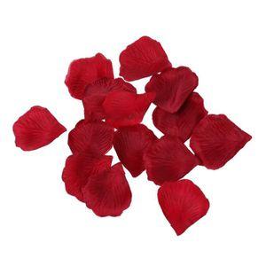 Décors de table 300pcs Tissu Rose petales Fleur Faveurs pour le Ma