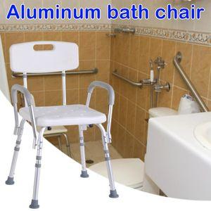 ASSISE BAIN - DOUCHE  haise de douche | Chaise salle de bain | Réglable