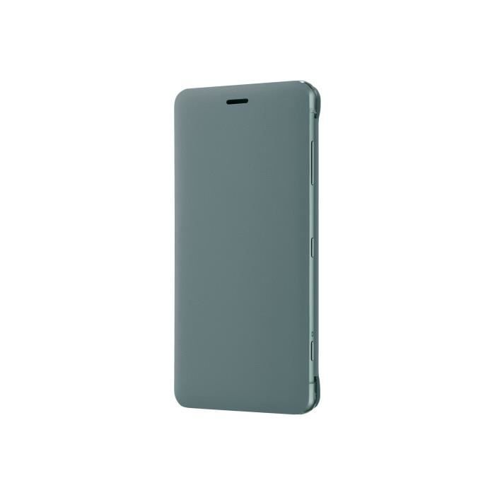 Sony Style Cover Stand XZ2 Compact Vert