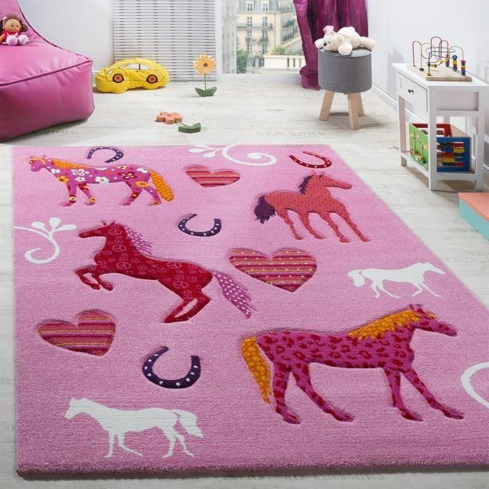 Chambre Deco Cheval : Chambre enfant decoration cheval achat vente pas cher