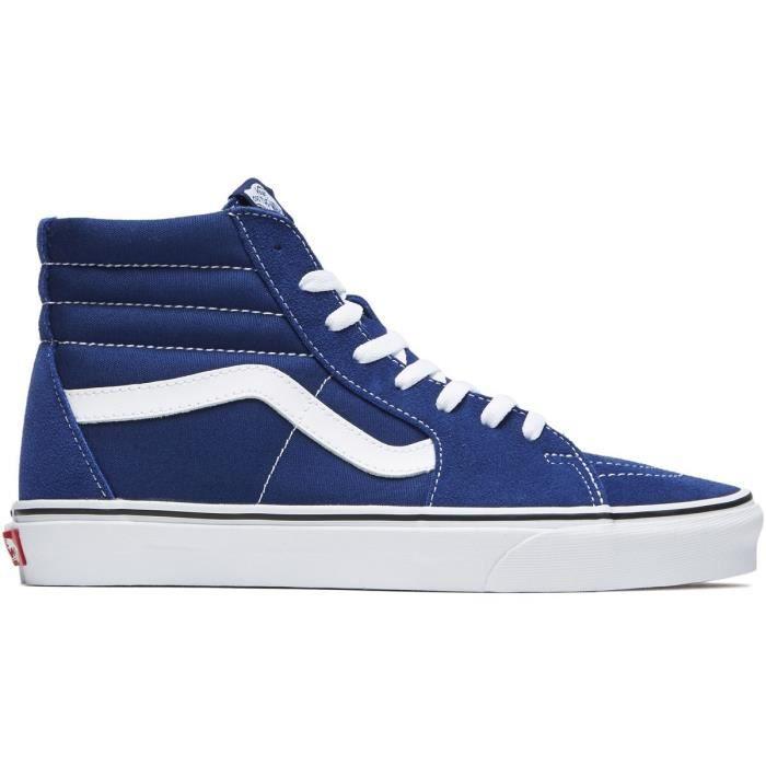Baskets Vans Chaussures SK8-HI Estate Blue/True White A38GEQ9W