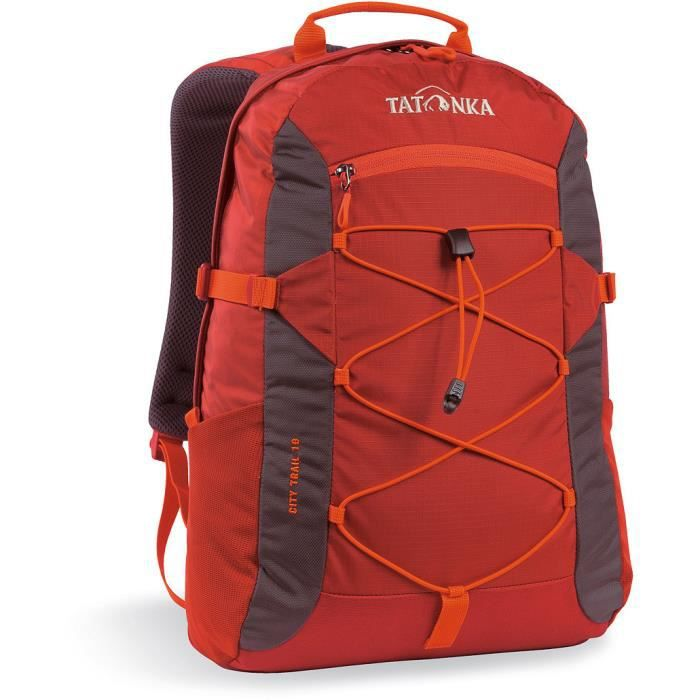 0384426546 Autres articles de camping et randonnée Tatonka City Trail 19 Sac à dos