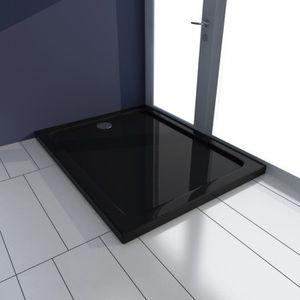 receveur de douche 70 x 120 achat vente pas cher. Black Bedroom Furniture Sets. Home Design Ideas