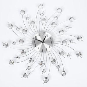 interesting horloge horloge etoiles etoile mural moderne suspendu au m with horloge poser moderne. Black Bedroom Furniture Sets. Home Design Ideas