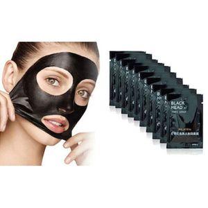 MASQUE VISAGE - PATCH MELAO® Black Mask - Lot de 10 Masques Anti Points