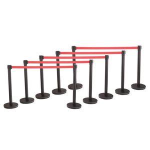 BALISAGE - GUIDAGE Stagecaptain PLS-200B barrières de sécurité systèm