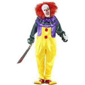 DÉGUISEMENT , PANOPLIE Déguisement clown monstrueux