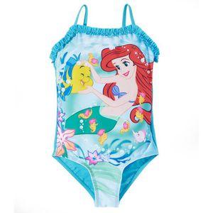 MAILLOT DE BAIN Disney Princesse Fille  Maillot de bain 8 ans