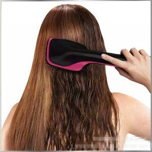 FER A LISSER Défriser Les Cheveux Brosse Peigne Démêlant Fers À