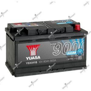 batterie voiture 800ah