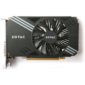 CARTE GRAPHIQUE INTERNE ZOTAC Carte graphique - NVIDIA - GeForce® GTX 1060