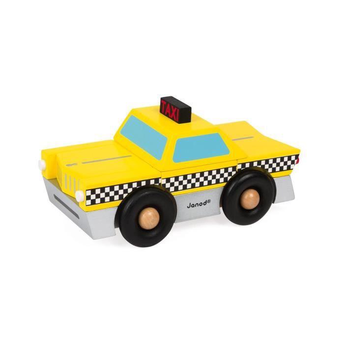 JANOD Kit magnétique Taxi 9 pièces