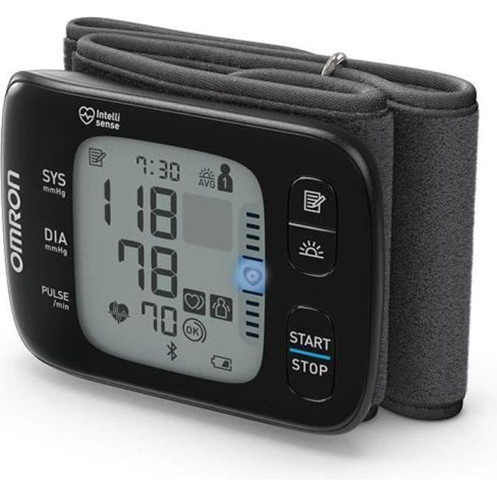 OMRON RS7 Intelli IT Tensiomètre poignet connecté Bluetooth