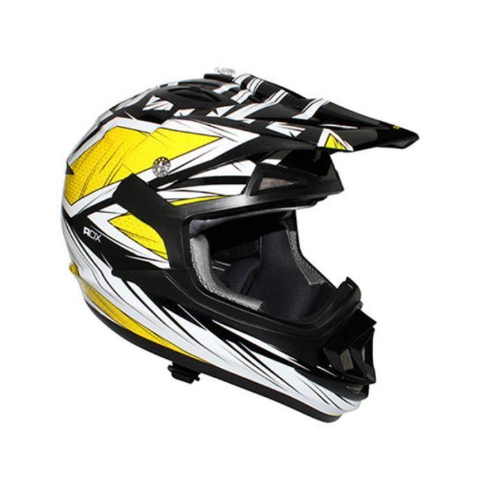 casque moto enfant taille 53 achat vente casque moto enfant taille 53 pas cher cdiscount. Black Bedroom Furniture Sets. Home Design Ideas