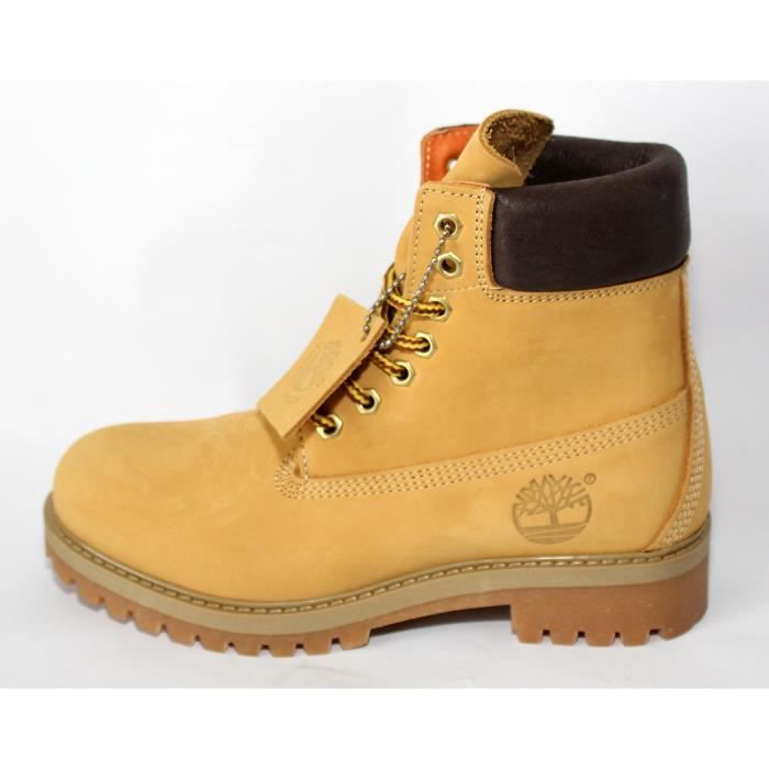 bottines homme timberland cuir