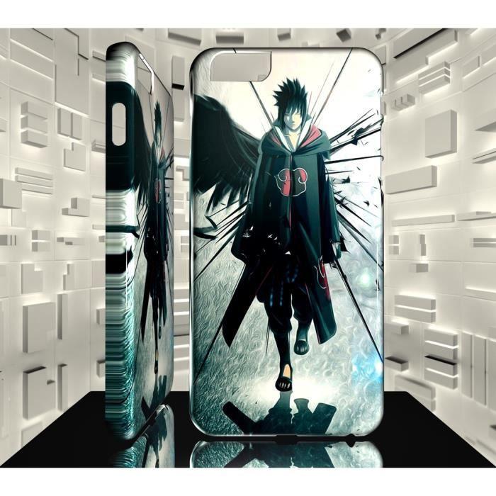 iphone xr coque sasuke