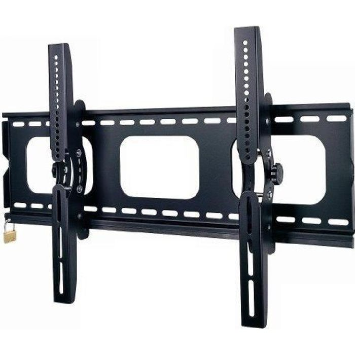 FIXATION - SUPPORT TV Duronic TVB103M Support mural universel inclinable