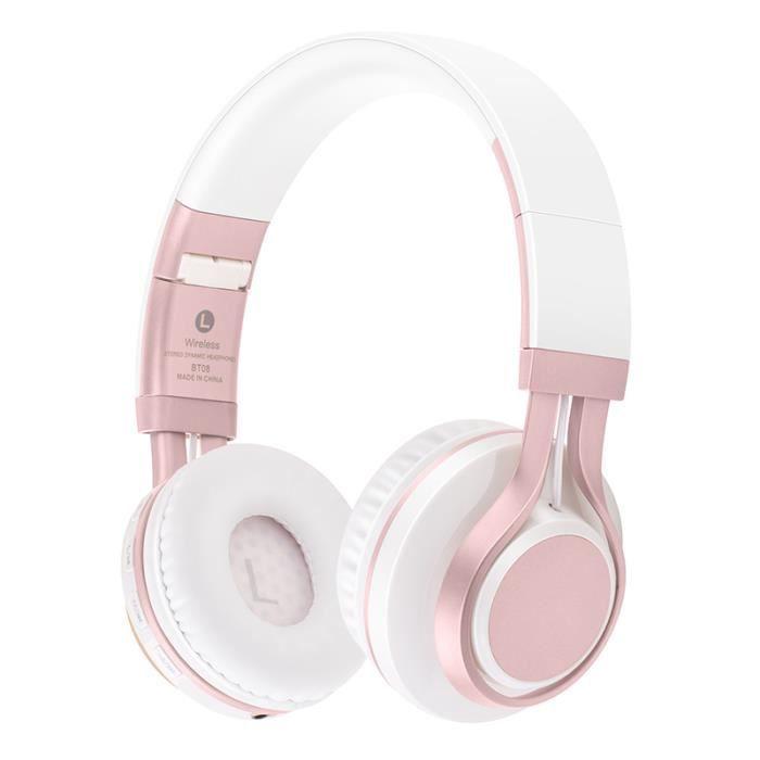 Moonmini®zea Bt-08 Casques Bluetooth Oreillette Écouteurs Sans Fil Pour Carte De Sport Avec Stéréo