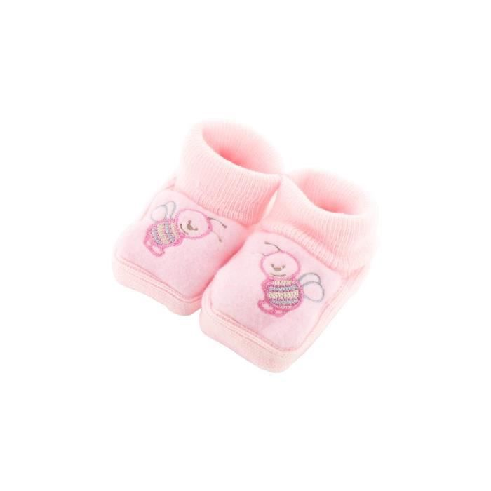 3 à Mois bébé pour 0 Chaussons IgTUw