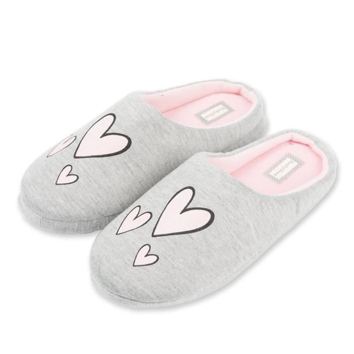 Comfort Slip-on Indoor Outdoor Clog House Slippers RBORC Taille-39 1-2 Ufj7FQ4b
